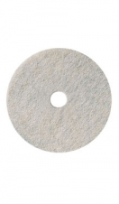 Burnishing pads - Natural white