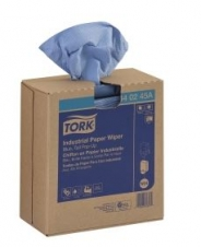 Tork Industrial Paper Wipers ans Cleaning Cloths