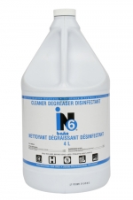 Cleaner degreaser disinfectant