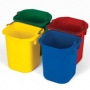 Disinfecting buckets (Set of 4 Colors)