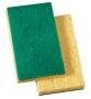 Medium duty scrubbing sponges