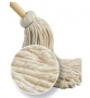 Wet mops (cotton/not attached/cut-end)